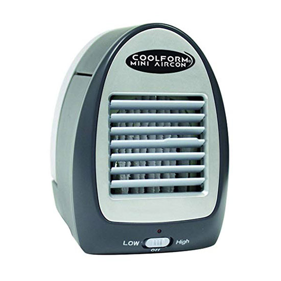 Aparat de aer condiționat Coolform Mini +Set 2 Filtre Cadou