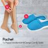1xPapuci Anatomici+1xCiorapi Comfy Socks