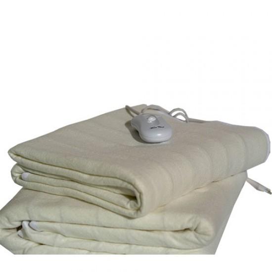 Oferta Patura Electrica HOME COLLECTION pentru pat de doua persoane