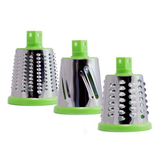 Home Vero Top Slicer - Razatoare de bucatarie 3 in 1 + 4 Prosoape  din Microfibra CADOU
